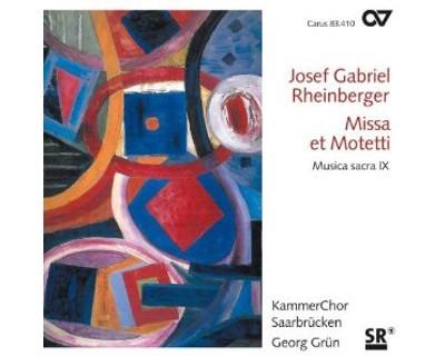 Rheinberger Missa et Motetti