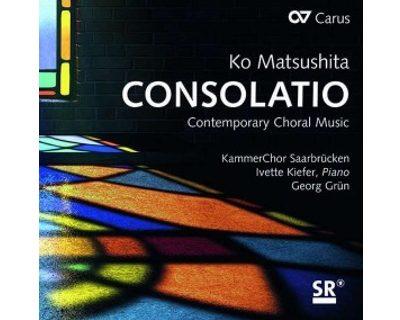CONSOLATIO – Contemporary Choral Music
